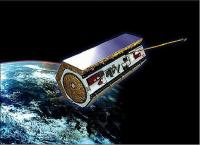 Artist's view of the PAZ spacecraft. Credits: Hisdesat